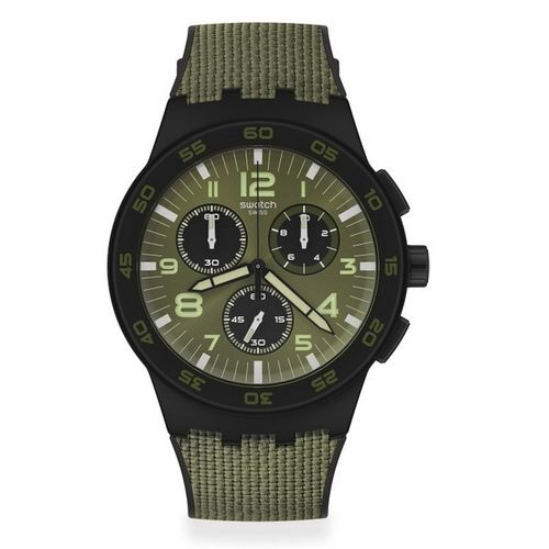 MONTRE SWATCH DARK FOREST