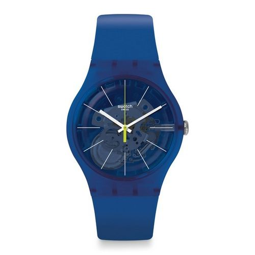 MONTRE SWATCH BLUE SIRUP