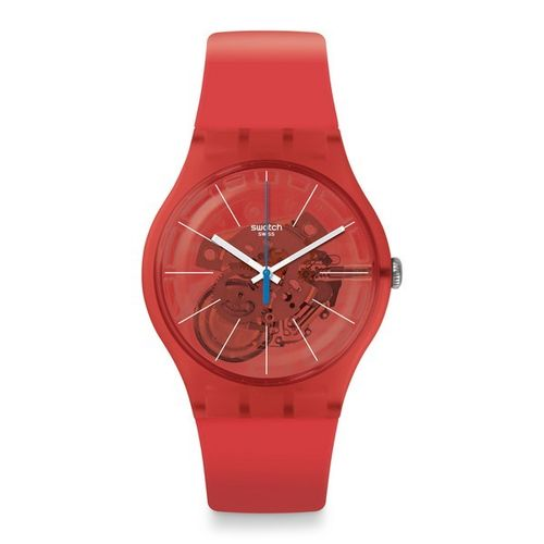 MONTRE SWATCH BLOODY ORANGE