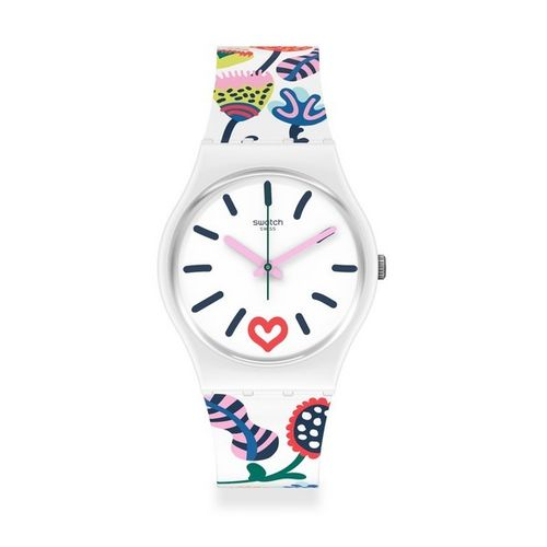 MONTRE SWATCH JUST FLOWERS