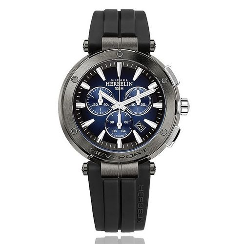 MONTRE MICHEL HERBELIN NEWPORT CHRONO