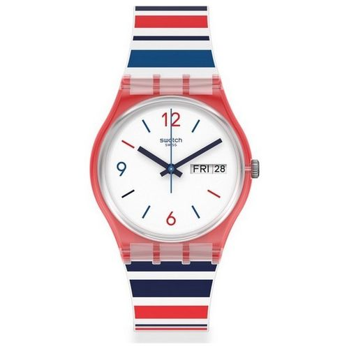 MONTRE SWATCH SEA BARCODE