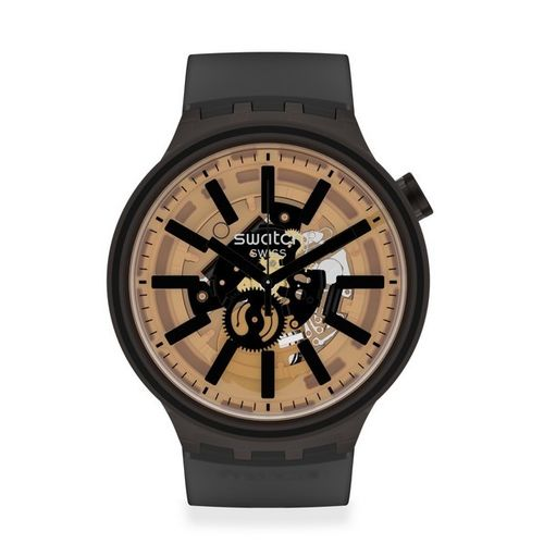 MONTRE SWATCH DARK TASTE